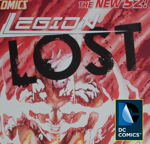 Legions Lost