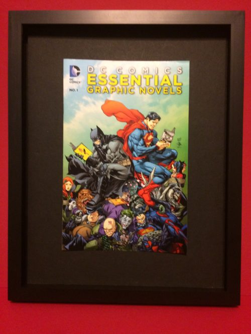 DC Essential Graphic Novels