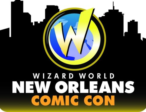 Shop online or come see us at Wizard World-New Orleans Jan. 5th – Jan. 7th!